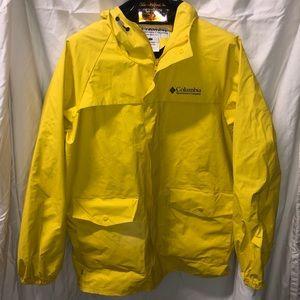 Columbia rain jacket sz Small